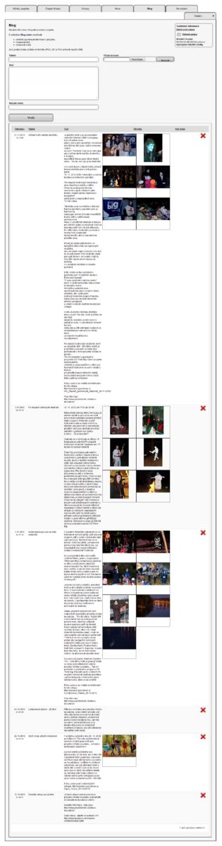 O2 web system blog